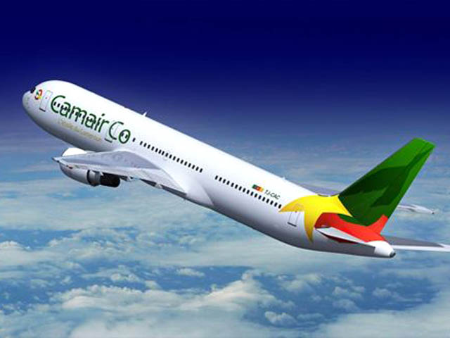 Camair Co - Cameroon Airlines
