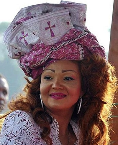 Cameroonian Ten Famous Cameroon People Listing Of