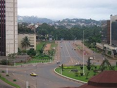 Yaounde Hotel, Cameroon Africa