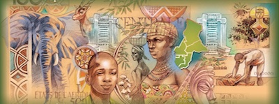 Cameroon money