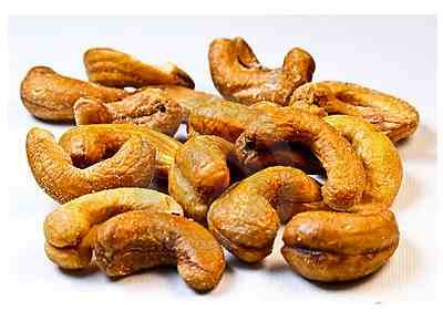 Cashew Nuts also produced in Cameroon Africa