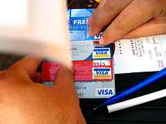 Cameroon Businesses use credit cards now