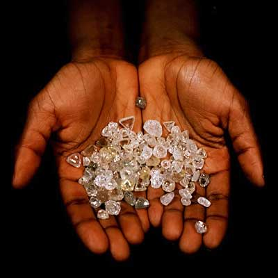 Cameroon Diamonds