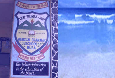 Government Bilingual Grammar School Molyko, Buea
