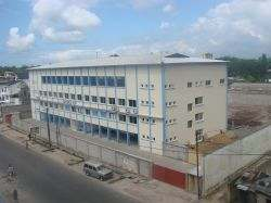American School of Douala, Cameroon West Africa.