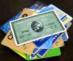 Cameroon credit cards