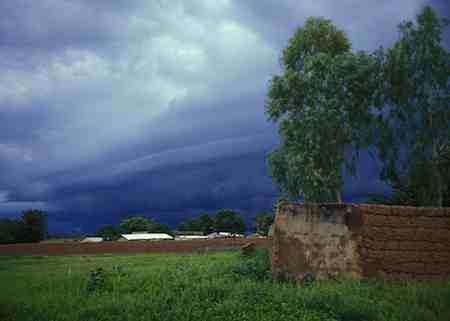 Cameroon weather