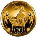Cameroon Independence Anniversary Celebrations Symbol