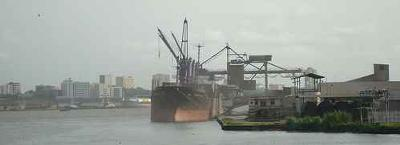 Douala maritime Export Import Seaport
